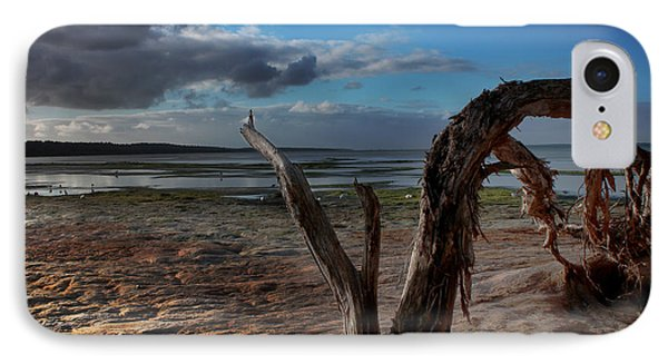 Ode To The Estuary Phone Case by Kym Clarke
