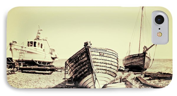 Of Different Eras IPhone Case by Meirion Matthias