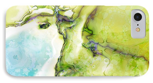 Of Earth And Water IPhone Case by Michelle H