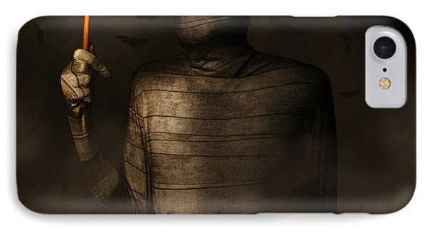 Of Myths And Mysteries IPhone Case by Jorgo Photography - Wall Art Gallery