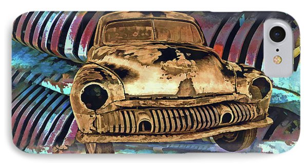 IPhone Case featuring the photograph Off The Grid 23 by Lynda Lehmann
