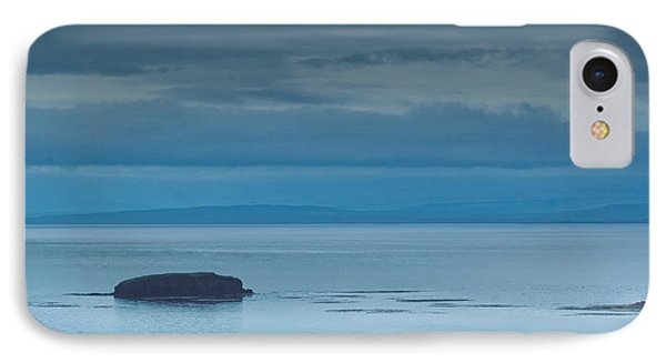 IPhone Case featuring the photograph Off The Iceland Coast by Joe Bonita