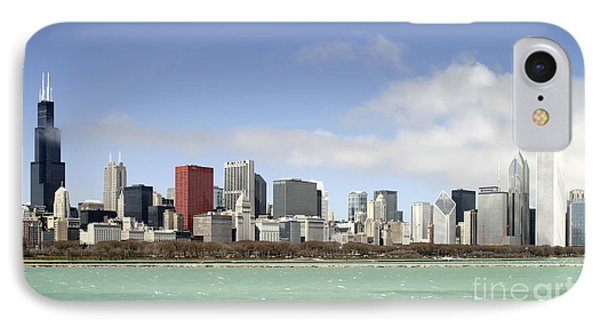 Off The Shore Of Chicago IPhone 7 Case