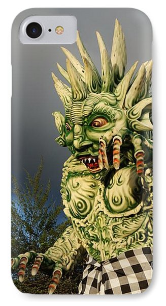 Ogoh-ogoh Festival Bali Monster IPhone Case