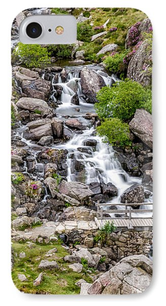Ogwen Bridge IPhone Case