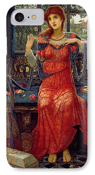 Oh Swallow Swallow IPhone Case by John Melhuish Strudwick