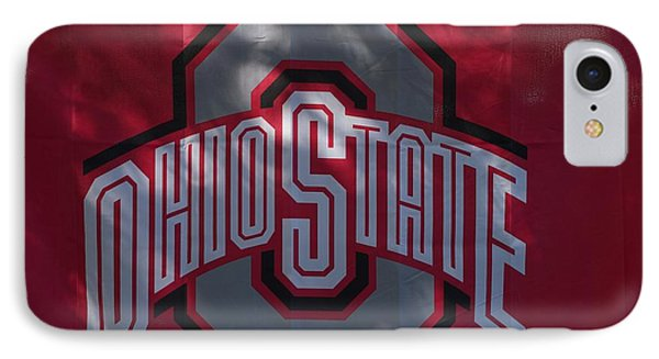 Ohio State IPhone Case by Joseph Yarbrough