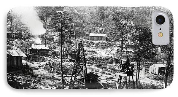 Oil: Pennsylvania, 1863 Phone Case by Granger