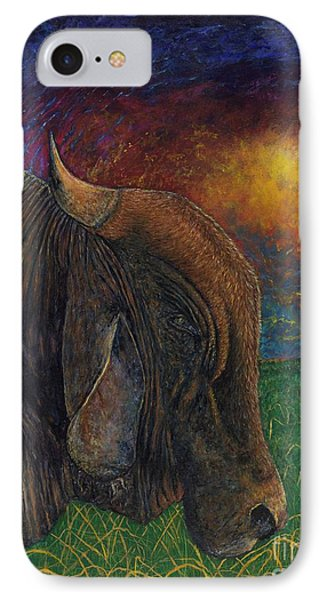 Okeechobee Brahman IPhone Case
