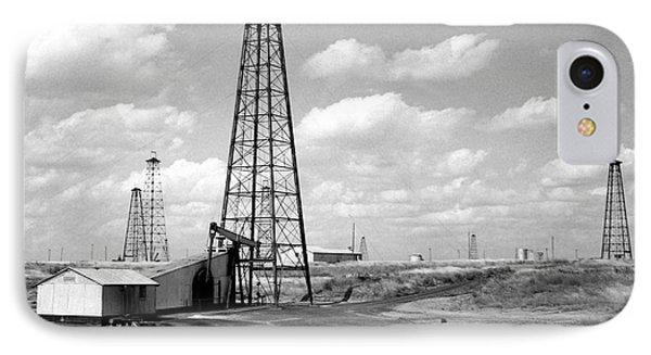 Oklahoma Crude IPhone Case