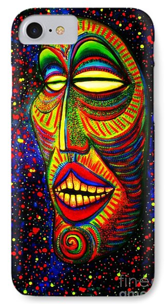 Ol' Funny Face IPhone Case