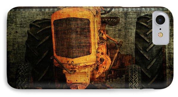 Ol Yeller Phone Case by Ernie Echols