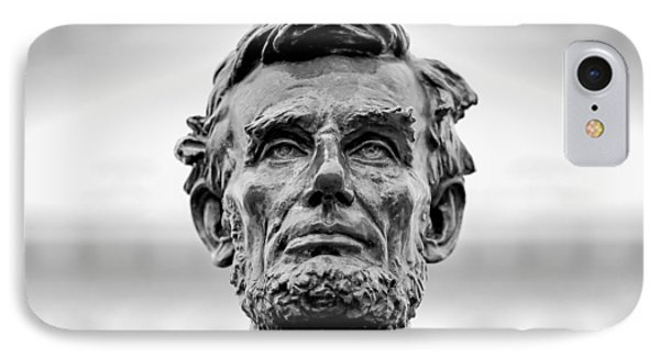 Old Abe IPhone Case by Todd Klassy
