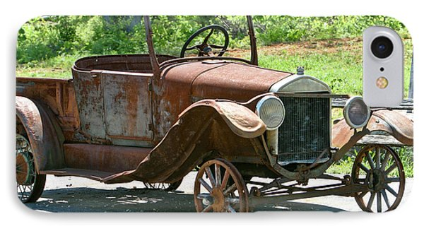 Old Antique Vehicle Phone Case by Douglas Barnett