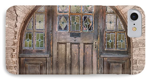 Old Archway And Door Phone Case by Sandra Bronstein