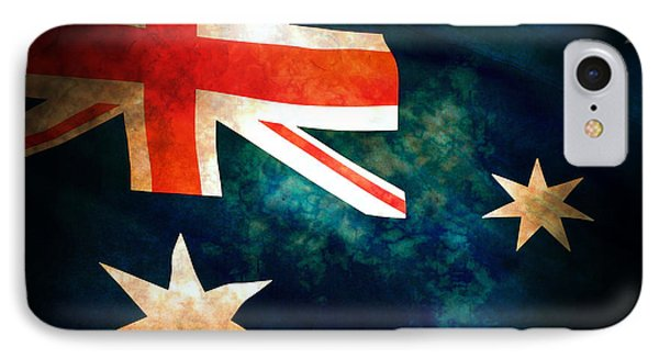Old Australian Flag IPhone Case