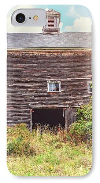 Old Barn In The Sun IPhone Case