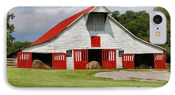 Old Barn Phone Case by Kristin Elmquist