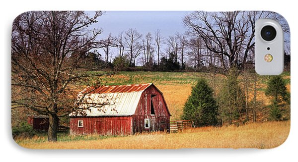 Old Barn Phone Case by Tamyra Ayles