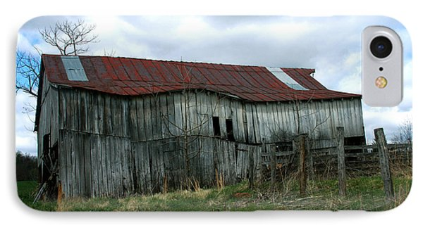Old Barn Xiii IPhone Case