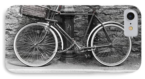Old Bicycle IPhone Case