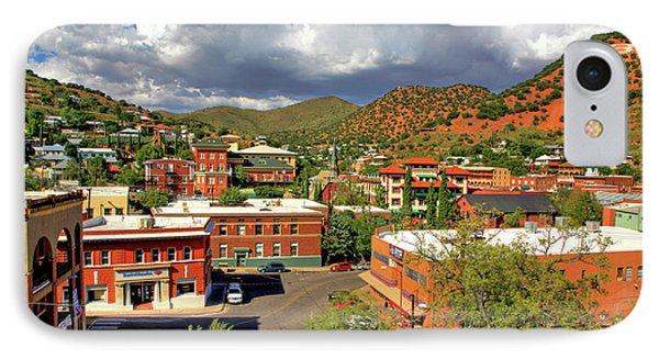Old Bisbee Arizona IPhone Case