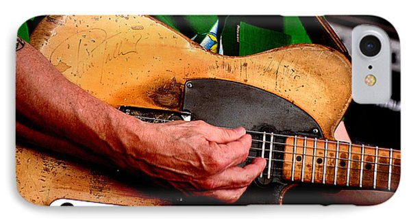 IPhone Case featuring the photograph Old Blonde Tele by Jim Mathis