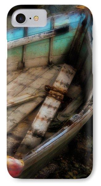 Old Boat 2 Stonington Maine IPhone Case