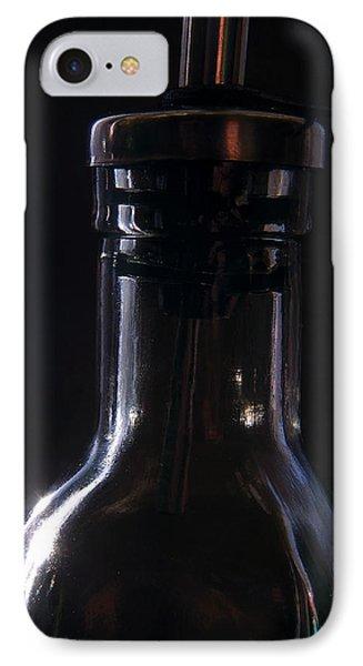 Old Bottle Phone Case by Steve Somerville