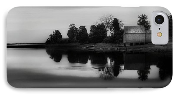 IPhone 7 Case featuring the photograph Old Cape Cod by Bill Wakeley