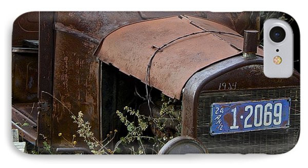 Old Car Phone Case by Anthony Jones