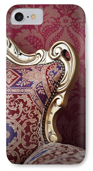 IPhone Case featuring the photograph Old Chair. by Andrey  Godyaykin