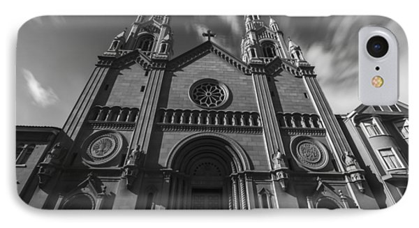 Old Church IPhone Case by Phil Fitzgerald