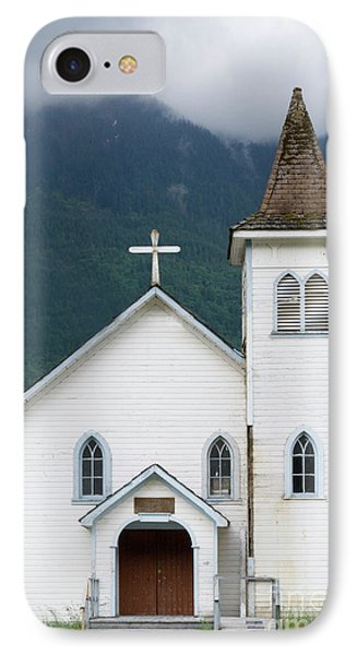 IPhone Case featuring the photograph Old Church by Rod Wiens