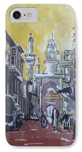 Old City  IPhone Case by Zeyad Ibraheem