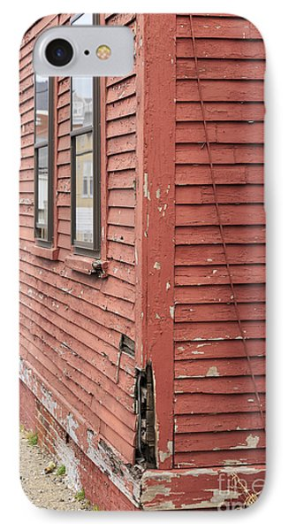 Old Colonial New England Home IPhone Case