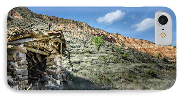 IPhone Case featuring the photograph Old Country Hovel by RicardMN Photography