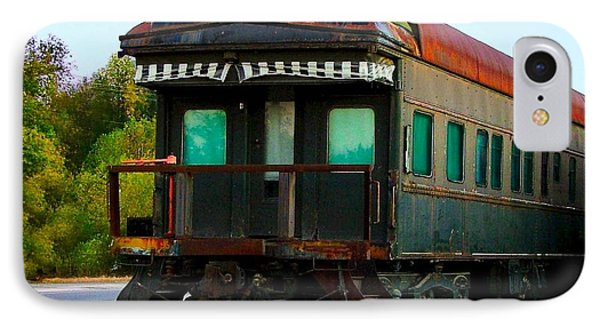 Old Dining Car IPhone Case