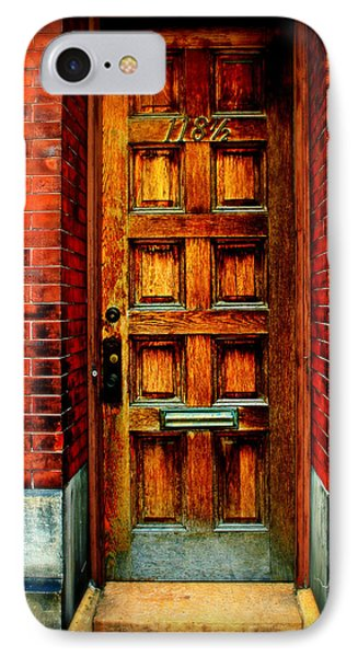 Old Door Phone Case by Perry Webster
