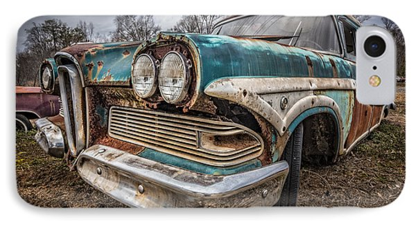 Old Edsel IPhone Case