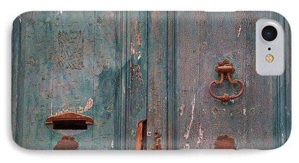 Old Entrance In Limoux IPhone Case by Dagmar Batyahav
