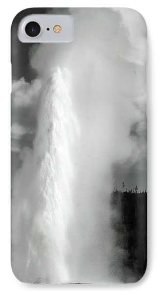 IPhone Case featuring the photograph Old Faithful by Colleen Coccia
