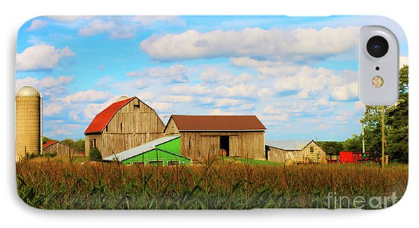 Old Family Farm IPhone Case