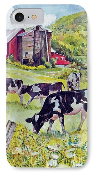 Old Farm IPhone Case by P Anthony Visco
