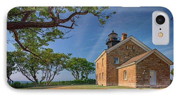 Old Field Point IPhone Case by Rick Berk