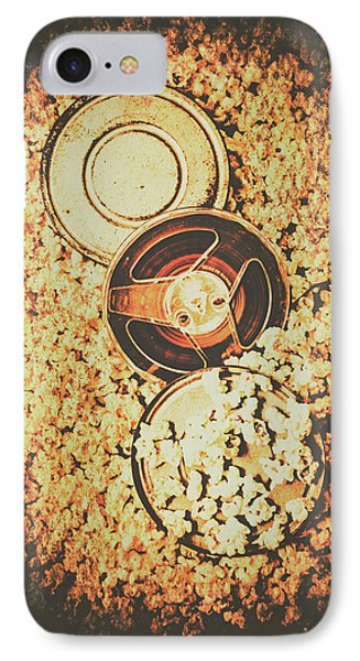 Old Film Festival IPhone Case by Jorgo Photography - Wall Art Gallery