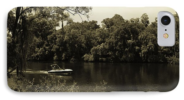 Old Florida IPhone Case by Marilyn Carlyle Greiner