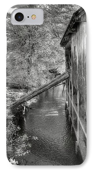Old Grist Mill Phone Case by Joann Vitali