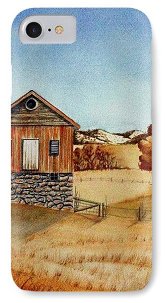 Old Homestead Phone Case by Jimmy Smith