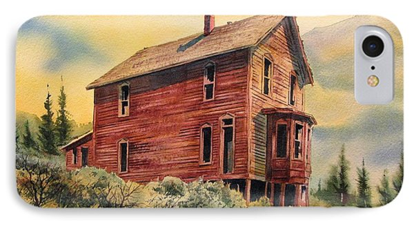Old House Animas Forks Colorado Phone Case by Kevin Heaney